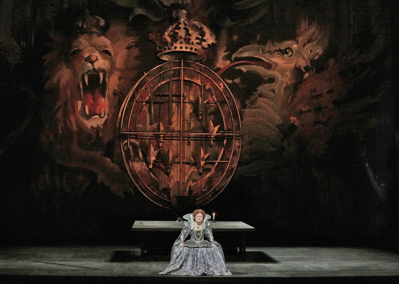 En vivo desde el Met de Nueva York Maria Stuarda