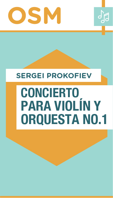Escucha el Concierto para violín y orquesta No  1